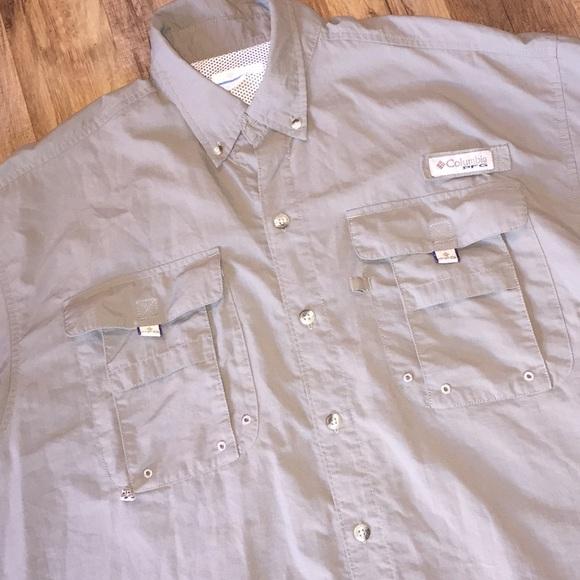 Columbia Other - Columbia PFG vented Omni shade shirt
